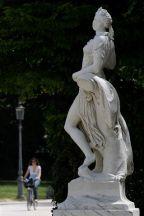 Parma, Giardino Ducale, Venere di J.B. Boudard.