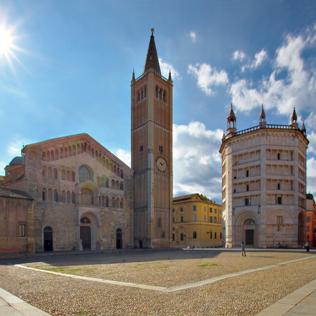 Parma, Piazza Duomo