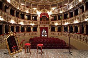 Busseto, Teatro Giuseppe Verdi.