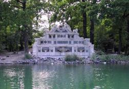 Parma, Giardino Ducale, Fontana del Trianon