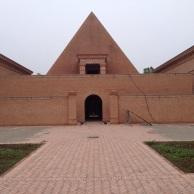 La Piramide del Labirinto, Fontanellato (Parma)