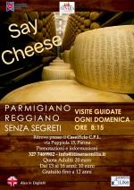 say cheese italiano:inglese