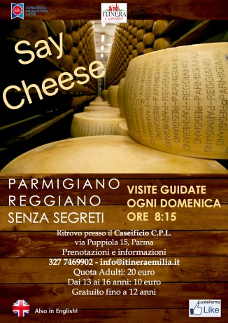 say cheese italiano:inglese