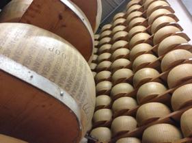 Parma gourmet tour: Parmigiano Reggiano e prosciutto diParma