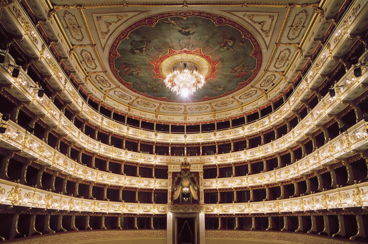Teatro Regio di Parma_sala